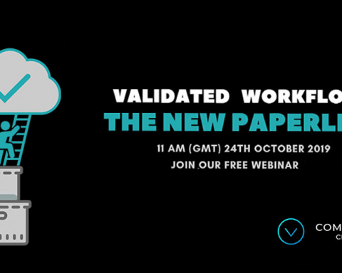 Validated Workflows: the New Paperless
